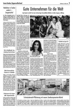 Appenzellerland Zeitung Okt. 2016 Abhati