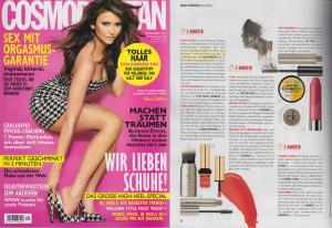 Cosmopolitan Sept 2014 ILIA Fade Into You