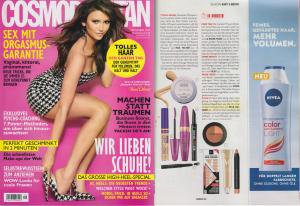 Cosmopolitan September 2014 NCLA