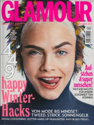 Glamour, December 2017, Rahua Body oil