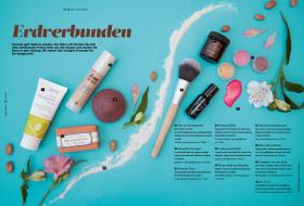 HIRO in Yoga Magazine June 2015