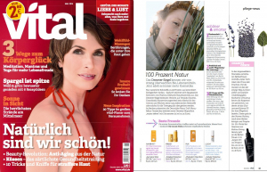 Kahina in Vital May 2014