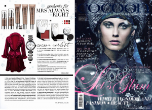 Kjaer Weis in Cocoon Winter 2013