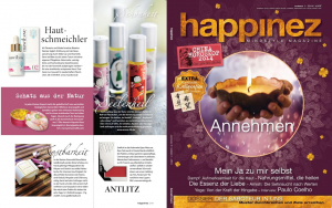Kjaer Weis in Happinez Jan 2014