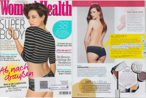 Kjaer Weis in Womens Health 04-2014