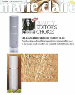 Marie-Claire-June-alkaitis nourishing treatment oil and day cream
