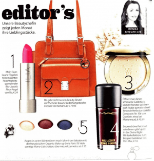 Miss Magazine Editors favorites