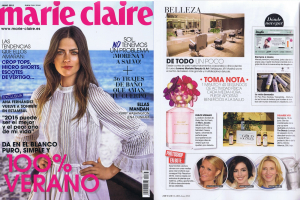 PRTTY in Marie Claire Spain June 2015