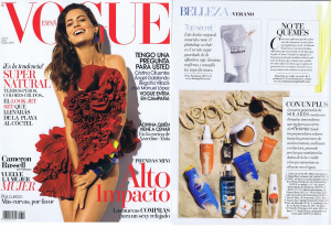 PRTTY in Vogue Spain June 2015