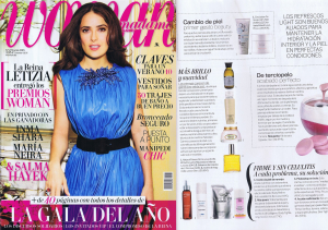 PRTTY in Woman Spain June 2015