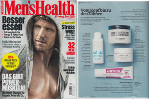 Rahua in Men'sHealth_#122017_title
