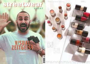 Streetwear today August 2014 ILIA.