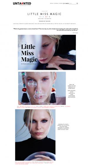 Untainted Mag, Oct 17, Ilia