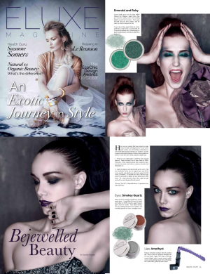 eluxe magazine - summer 2015
