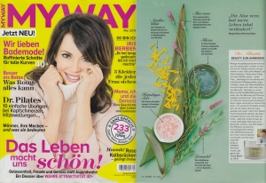 Dr Alkaitis in Myway May 2014