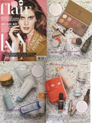 Flair Magazine Tata Harper - rms - ilia - prtty September 2015