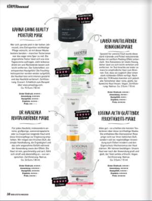 Green Lifestyle Mag #4, Kahina