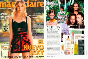 ILIA Beauty in Marie Claire May Spain 2015.jpg