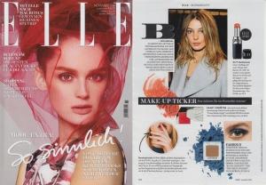 Kjaer Weis in Elle November 2014