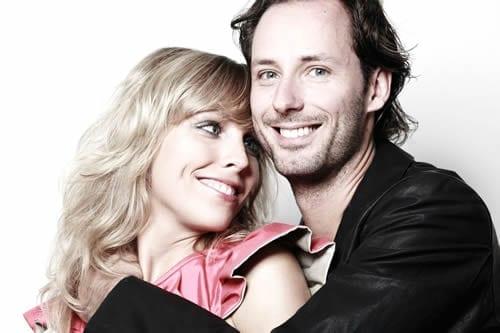 Floris & Ingrid - Founders of Flowing Cosmetics