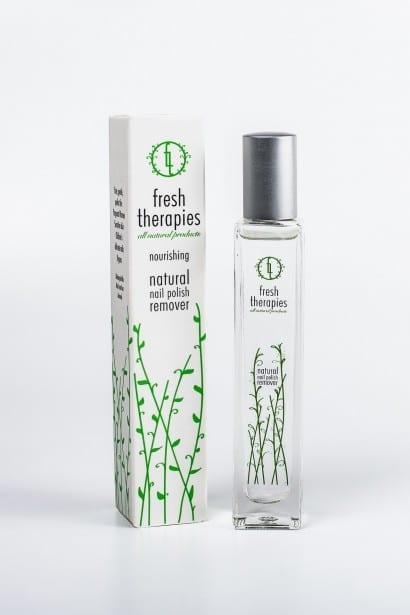 Fresh Therapies natürlicher Nagellackentferner